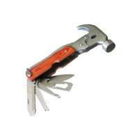 8-In-1 Multi-function Outdoor Tools Hammer Knife