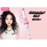 Vivid & Vogue Automatic Hair Curler Ceramic Curling Irons Wands Irons Anion Hair Care Pink