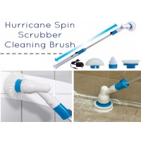High Quality Multifunctional Electric Hurricane Spin Scrubber Handheld Cordless Electric Tile Scrubber Household Spin Scrubber For Bathroom And Kitchen