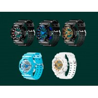 Original SANDA 799 G Style Military Waterproof Outdoor Sports Shockproof Digital Watch - 5 Colors Available