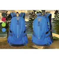 35L Waterproof Camping Travel Sport Outdoor Hiking Nylon Backpack