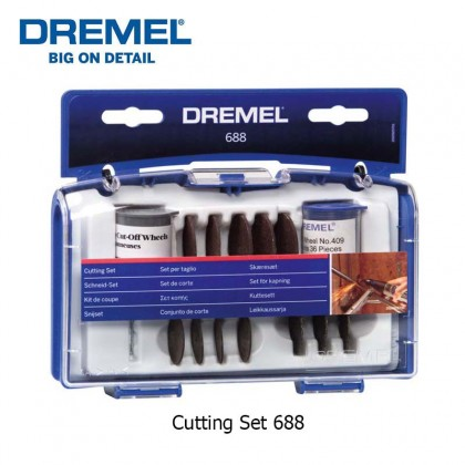 DREMEL 688 Cutting Set (26150688JA)