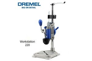 DREMEL Workstation 220 Combined Drill Press And Tool Holder (26150220JB)