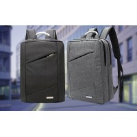 Fashion Leisure Travel Backpack Large Capacity Business Laptop Backpack - 2 Colors Available