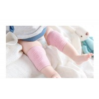 Toddler Kids Kneepad Pair Protector Soft Thicken Terry Non-Slip Dispensing Safety Crawling Baby Leg Warmers Well Knee Pads For Child