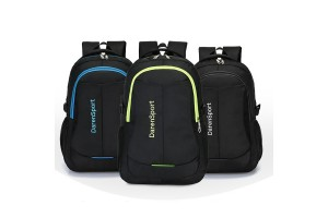 New Travel Leisure Laptop Bag Waterproof Nylon Outdoor Sports Backpack Unisex Travel Bag