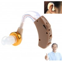 AXON F-136 Hearing Aid Mini Sound Amplifier Cyber Sonic Digital Ear Device