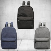 Backpack Spring Trend Student Bag Nylon Cloth Simple Leisure Bag - 3 Color Available