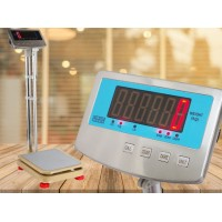 High Precision Weighing Scale Hospital Physician Scale Medical Measurement Electronic Height Weight Weighing Scale Body Scale Machine