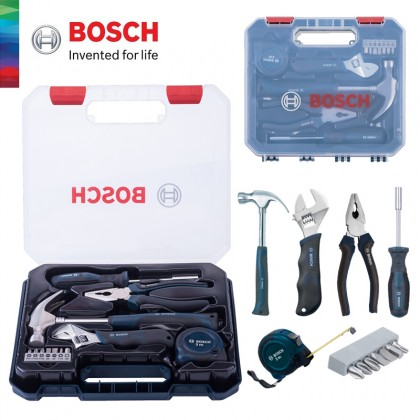 BOSCH 12-In-1 Multifunction Household Tool Kit (2607002793)