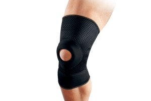 Diving Material Elastic Breathable Knee Guard Patella Knee Protector Sports Training Brace Pad