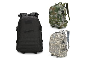 Level 3 Backpack Sports Backpack Camouflage Tactical Backpack Outdoor Mountaineering Army Fan Pack 3D Backpack