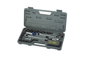 52pcs Set Of Hardware Tool Wrench Sleeve Combination Car Repair