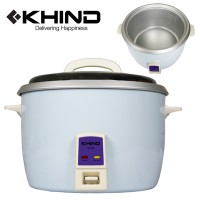 KHIND 3.6L Rice Cooker Aluminium Inner Pot With Keep Warm Function (RC360)