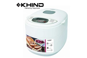 KHIND Bread Maker With 12 Baking Functions (BM500)