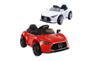 Mercedes-Benz Kids Ride On 12V Kids Sports Car Remote Control Electric Power Wheels