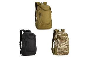 Outdoor Military Tactical Backpack 25L Leisure Backpack Camping Bag Hiking Travel Men Women Bags