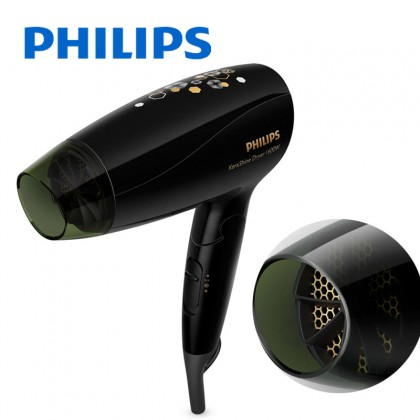 PHILIPS 1600W SpaShine Hair Dryer (BHC111/03)