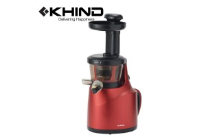 KHIND Unique Low-Speed Slow Juicer Retains Natural Nutrients Vitamins (JE150S)