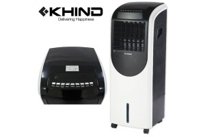 KHIND 20L Water Tank Evaporative Air Cooler with Remote Control (EAC200)