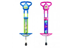 Children Hop Step Jump Slip Resistant Bouncer Toy 30-50kg Kid Exercise Safety Balance Trainer Pogo Stick