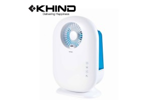 KHIND 2.5L Humidifier Fan Adjustable Mist Volume Better Air Quality Silent Operation (HHR30F)