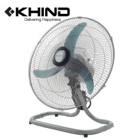 """KHIND Floor Fan 18"""" 1215 RPM & 2648cfm Air Delivery (FF1811)"""