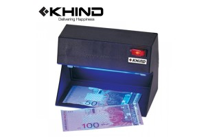 KHIND Money Detector UV Light Fake Money Detector (MD401)