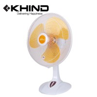 KHIND 12 Inches Table Fan High Air Delivery - Orange (TF1212)