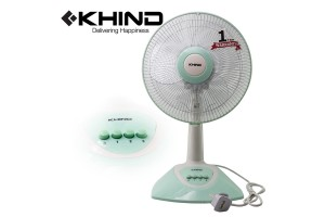 "KHIND 12"" Table Fan Built in Safety Thermal Fuse (TF1230)"
