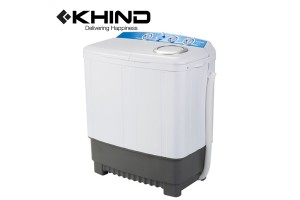 KHIND Washing Machine 7.0kg Semi Auto Washing Machine (WM700)