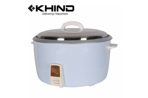 KHIND Big Rice Cooker 5.6L Aluminium Inner Pot (RC561)