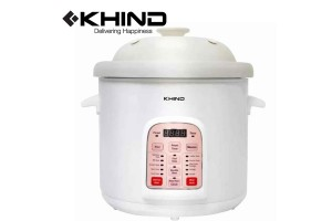 KHIND Soup Cooker 6.8L Stew Whole Chicken With Special Double Stew Function (SC680C)