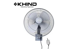 "KHIND 18"" Industrial Wall Fan Winter Grey (WF1811)"