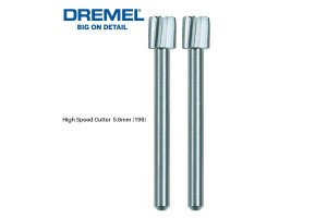 DREMEL 196 High Speed Cutter 5.6mm For Rotary Tools (2pcs) - 26150196JA