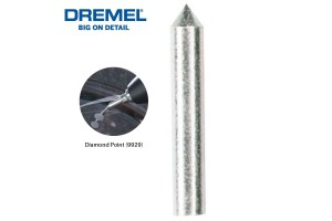 DREMEL 9929 Diamond Point For Dremel 290 Engraver (26159929JA)