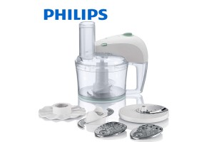 PHILIPS Mini Food Processor 350W (HR7605/10)