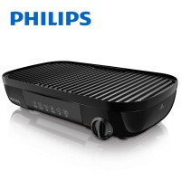 PHILIPS Daily Collection Table Grill 2000W (HD6321/21)
