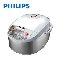 PHILIPS Fuzzy Logic Rice Cooker 1.8L (HD3038/03)