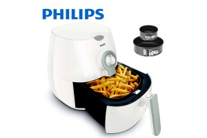 PHILIPS Collection Air Fryer + Free Cake Tray (HD9216/81)