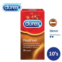 DUREX Real Feel Condom 10's (8103522)