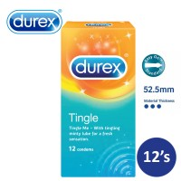DUREX Tingle Condom 12's (8068514)