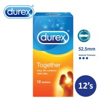 DUREX Together Condom 12's (8068463)