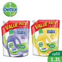 DETTOL Disinfectant Multi Surface Cleaner Refill Pouch 1.2L