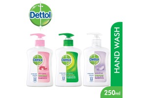 DETTOL Antibacterial Liquid Hand Wash 250ml