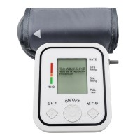 High Speed And Accuracy Sphygmomanometer Arm Type Digital Electronic Blood Pressure Monitor (JN-163D)