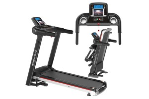 Treadmill Walking Motorized Folding Treadmill Running Machine Multifunction Fitness