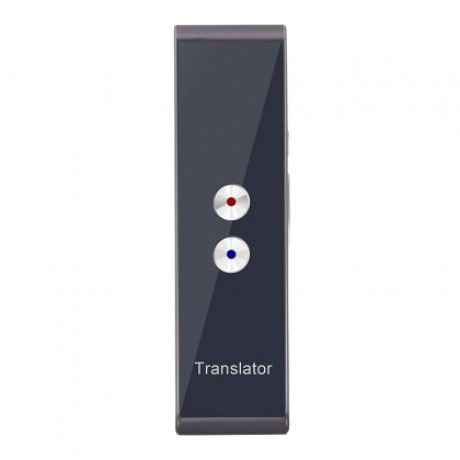 Smart Intelligent Multilingual Portable Pocket Translator Real-time Speech Text 30 Language Translation Device With APP
