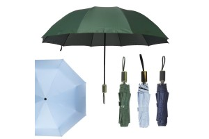 Compact Small Portable Folding Strong UV Protection Windproof Travel Companion Outdoor Umbrella