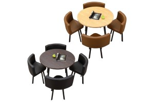 Small Round Table Coffee Table With Four Chairs Small Apartment Desk And Chair